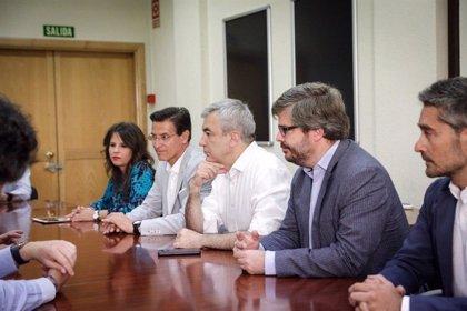 """Salvador (Cs) aspira a configurar una mayoría tras las elecciones para """"sumar"""" y """"auparse a la Alcaldía"""""""