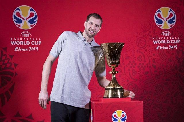 Baloncesto.- Nowitzki se une a Kobe Bryant y Yao Ming como embajador del Mundial de China