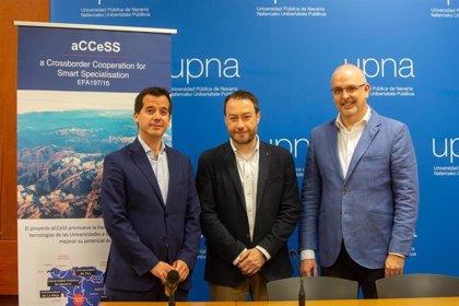 La UPNA acoge un encuentro sobre 'Smart cities' para promover la transferencia de conocimiento de universidades a pymes