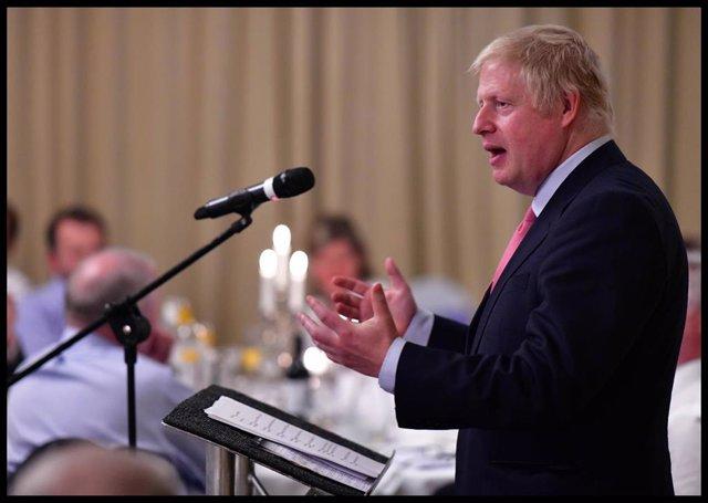 Boris Johnson visits Scotland