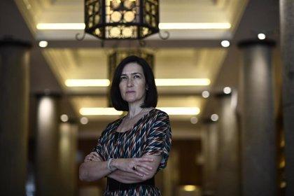 """González-Sinde: """"No me arrepiento de haber sido ministra de Cultura, pero mi lugar es la escritura"""""""