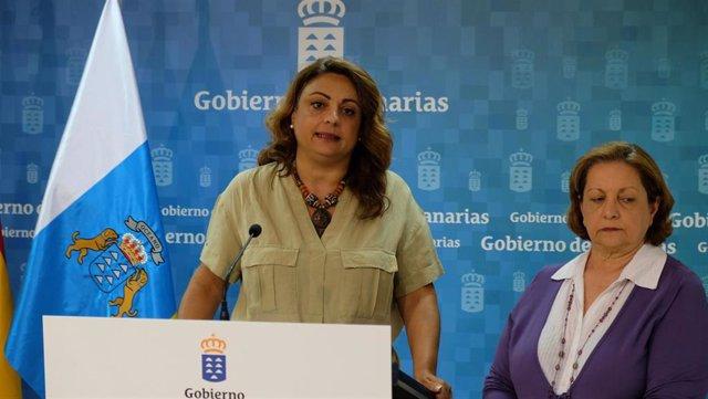 El Gobierno de Canarias financiará con fondos propios las ayudas que quedaron fuera de la convocatoria del IRPF
