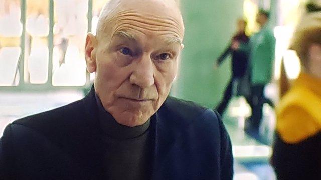 Star Trek: Primer vistazo del regreso de Patrick Stewart como el capitán Picard