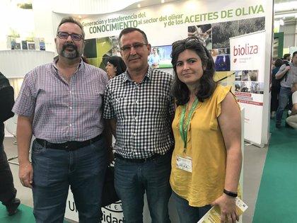 Presentado en Expoliva un proyecto innovador sobre la implantación de cubiertas herbáceas en diferentes tipos de olivar