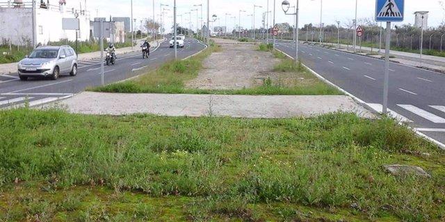 """Sevilla.- El alcalde de Bormujos reclama """"retomar"""" el proyecto del tranvía del Aljarafe"""