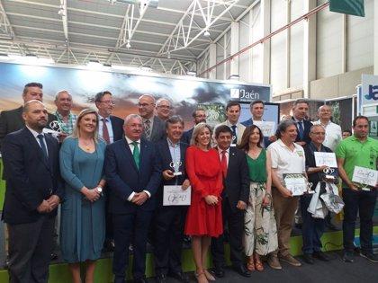 AEMO entrega sus premios anuales en el marco de Expoliva