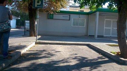 """IU pide que la Junta presupueste el nuevo centro de salud de Santiponce al funcionar en """"caracolas"""" desde 2010"""