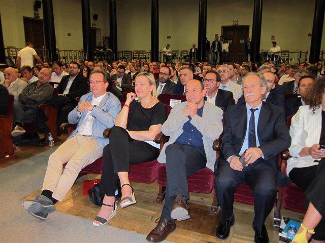 Gastón anuncia la publicación el lunes de la convocatoria de ayudas de I+D+i a empresas auxiliares para vehículo eléctri