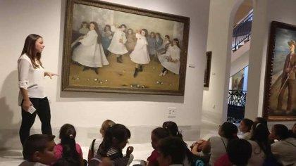 Más de 3.000 alumnos de toda Extremadura han visitado este curso la colección del Museo de Bellas Artes de Badajoz