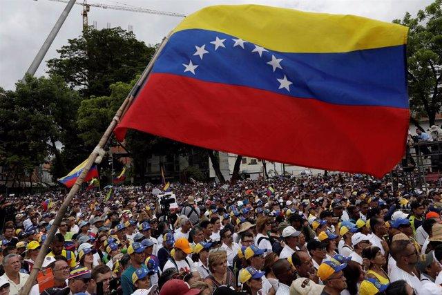 Venezuela.- El embajador de Venezuela en la ONU confirma los contactos entre Gobierno y oposición en Noruega