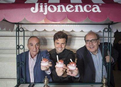 Jijonenca celebra 50 años con un helado del subcampeón de MasterChef Nathan Minguell