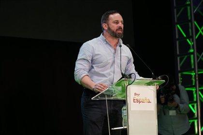Santiago Abascal visitará Palma el próximo jueves dentro de la campaña del 26M