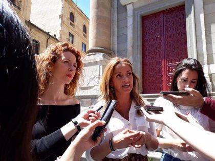 """Patricia Reyes asegura que la igualdad es """"prioritaria"""" en el programa electoral de Ciudadanos"""