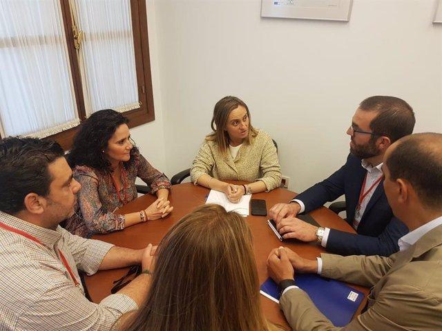 """Sevilla.- 26M.-El PP de Alcalá del Río señala el """"compromiso"""" de Carazo para el enlace del municipio con el Acceso Norte"""