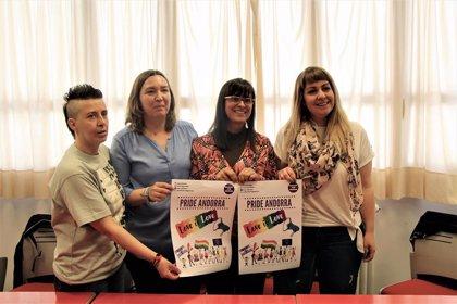 Organizan el primer Pride Andorra para dar visibilidad al colectivo LGTBIQ+