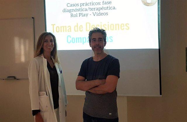 Sevilla.-Hospital San Juan de Dios del Aljarafe organiza un taller sobre toma de decisiones compartidas para sanitarios