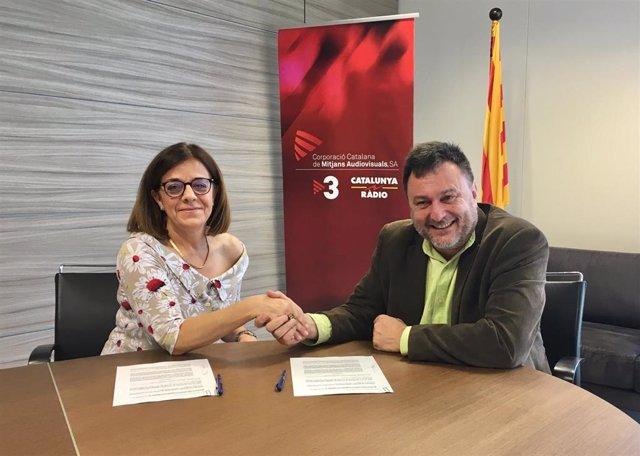 Agro.- La CCMA y 'Vadevi' colaboran para promocionar los vinos catalanes