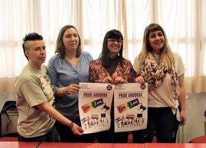 Organitzen el primer Pride Andorra per donar visibilitat al col·lectiu LGTBIQ+ (EUROPA PRESS)