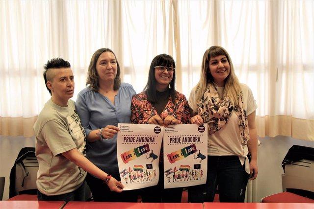 Andorra organitza el seu primer Pride per donar visibilitat al col·lectiu LGTBIQ+