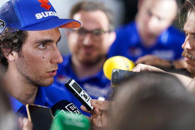 """Motociclismo/GP España.- Rins: """"Me siento más fuerte carrera a carrera"""""""