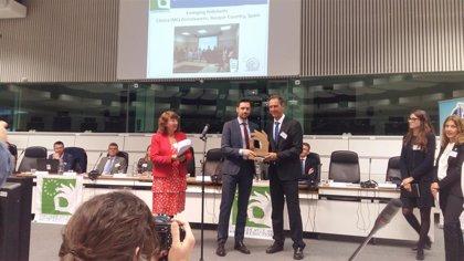 Un estudio desarrollado en Euskadi sobre contaminantes emergentes en la sanidad, premiado en Europa