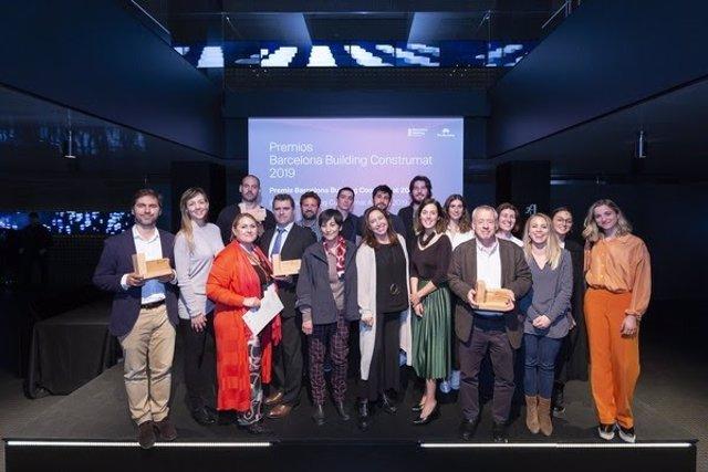 Fira.- Una cooperativa d'habitatges i un aparcament reben el premi BBConstrumat 2019