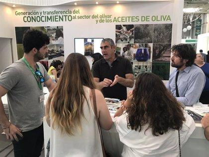La UJA presenta un proyecto para la mejora de la sostenibilidad del olivar y la gestión de los subproductos de almazaras