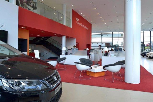 Las ventas de coches usados en Andalucía caen un 8,3% en un año, cinco punto más que la media nacional