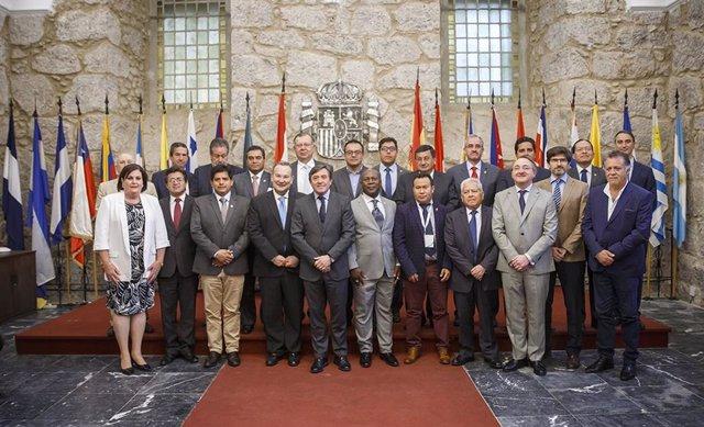 UNIR y 15 universidades ecuatorianas muestran su unión y entendimiento en San Millán de la Cogolla