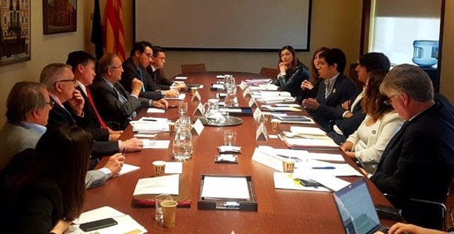 Pimec presenta sus propuestas a los partidos ante las próximas elecciones europeas