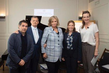 Peralada crea el Premio Carmen Mateu para impulsar a talentos emergentes europeos