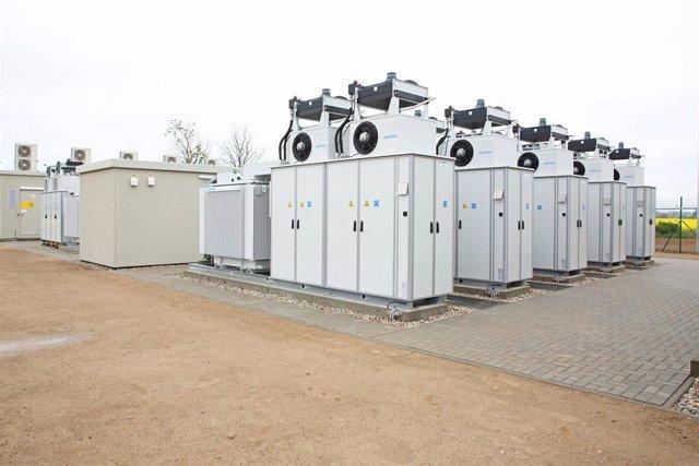 Economía.- Enel Green Power inaugura en Alemania una planta de almacenamiento de 22 MW