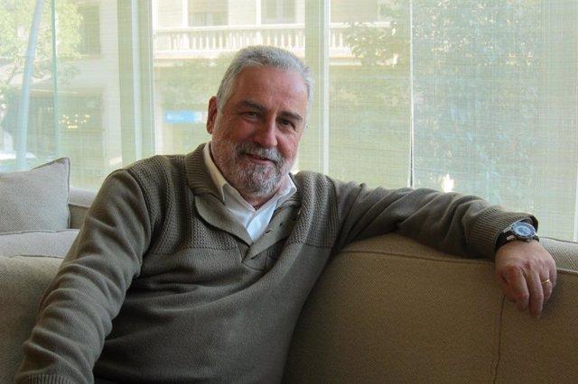 Escritor y periodista Rafel Nadal
