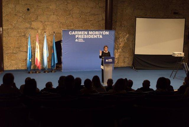 """26M-A.- Moriyón (Foro) Se Compromete A Acabar Con El """"Despropósito"""" De La Presión Fiscal Que Existe En Asturias"""