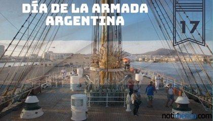 17 de mayo: Día de la Armada en Argentina, ¿por qué se celebra en esta fecha?