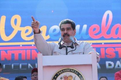 """Maduro rechaza el """"asalto"""" de EEUU a la Embajada de Venezuela en Washington"""