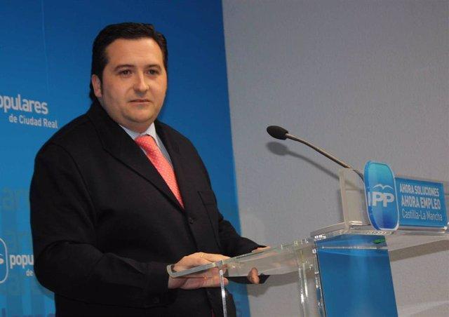 Antonio Lucas-Torres, Alcalde Campo Criptana, PP