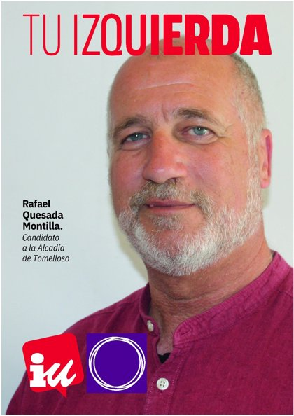 """Rafael Quesada (Unidas-IU) piensa que la conexión ferroviaria sería """"vital"""" para atraer empresas a Tomelloso"""