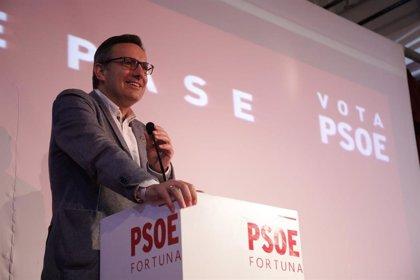 """Diego Conesa: """"La única manera de que VOX no gobierne con el PP es votar al PSOE"""""""