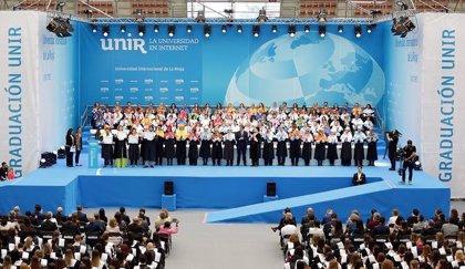 Unas 3.500 personas se darán cita este sábado en la graduación de UNIR