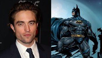 Foto: Robert Pattinson será el nuevo Batman en la película de Matt Reeves