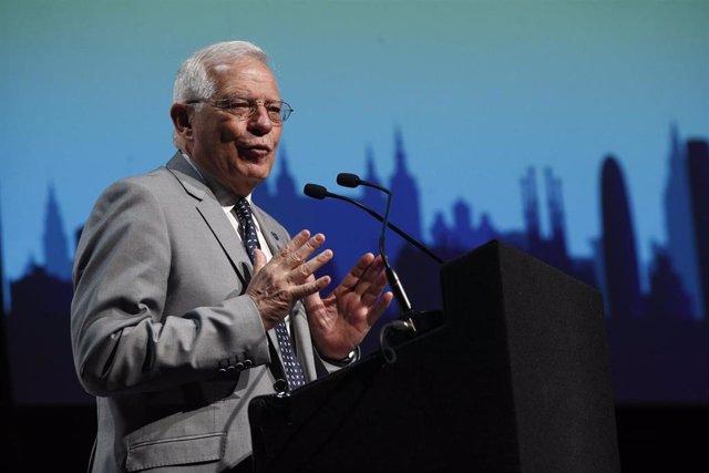 """Borrell subraya que la detención de Ternera es """"un nuevo éxito de la cooperación europea"""""""