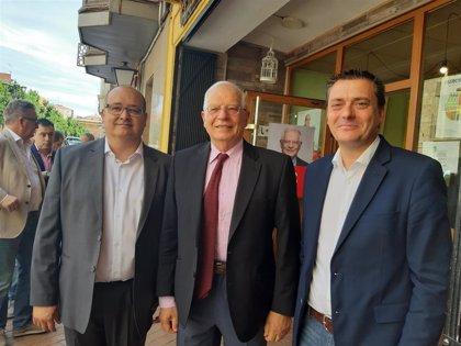 Borrell ve posible un presidente de la Comisión socialista, apoyado por una alianza de progresistas y liberales