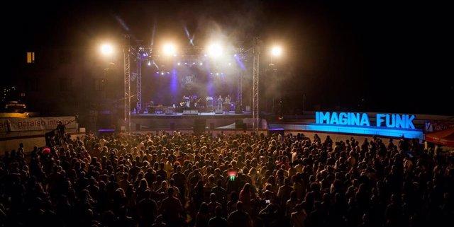 Jaén.- El Imagina Funk cierra su cartel con la incorporación de dos bandas internacionales y otras dos nacionales
