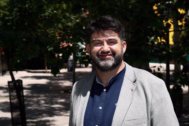 Entrevista de EuropaPress con el candidato a la Alcaldía de Madrid por Madrid en Pie Municipalista, Carlos Sánchez Mato