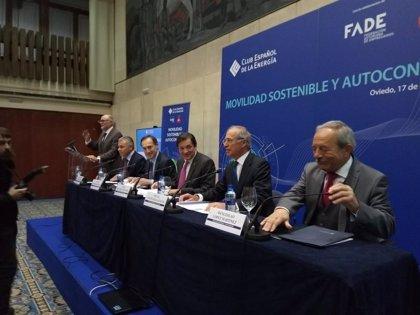Javier Fernández asume la irreversibilidad del proceso de descarbonización, pero reclama tiempo