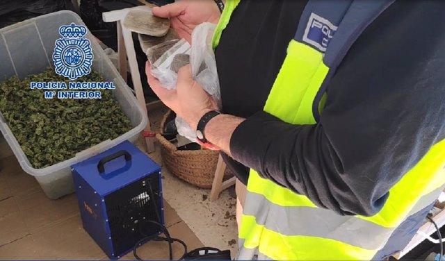 Málaga.-Sucesos.-Detienen a 41 personas y desarticulan varios clanes familiares dedicados a tráfico de droga en Marbella