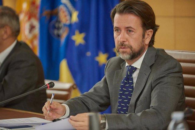 """AMPL.- Alonso dice que la depuración en Güímar """"es un tema serio"""" y pide """"voluntad y trabajo"""" a la alcaldesa"""