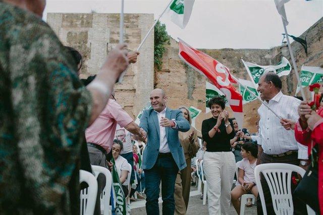 Huelva.-26M.-PSOE de Cartaya se centra en seguridad, educación, empleo, juventud, igualdad y justicia social para el 26M
