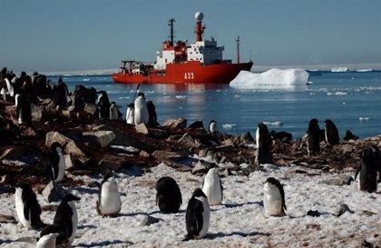 El Buque de Investigación Oceanográfica Hespérides finaliza su XXIV Campaña Antártica